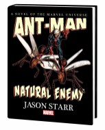 ANT-MAN: NATURAL ENEMY PROSE NOVEL HC