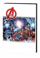 AVENGERS: TIME RUNS OUT VOL. 4 PREMIERE HC