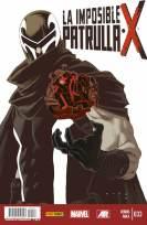 La Imposible Patrulla-X 33 (Panini)