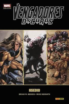 Marvel Deluxe. Vengadores Oscuros 3 (Panini)