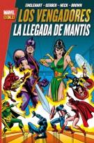 Marvel Gold. Los Vengadores: La llegada de Mantis (Panini)