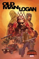 OLD MAN LOGAN #1 McNiven