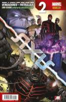 Vengadores y Patrulla-X: Axis 2 (Panini)