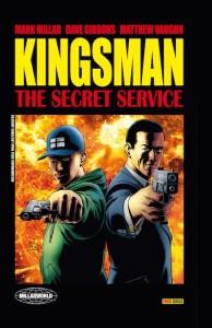 Kingsman. The Secret Service en su edición española