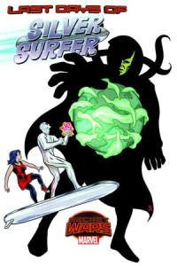 SILVER SURFER #16 LAST DAYS