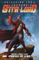 100% Marvel. Legendario Starlord 1 (Panini)