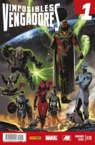 Imposibles Vengadores 26 (Panini)