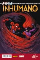 Inhumano 10 (Panini)