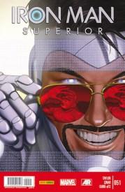 Iron Man Superior 51 (Panini)