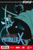 La Asombrosa Patrulla-X 14 (Panini)