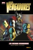 Marvel Deluxe. Los Vengadores 0: Las Guerras Asgardianas (Panini)