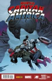 Nuevo Capitán América 51 (Panini)