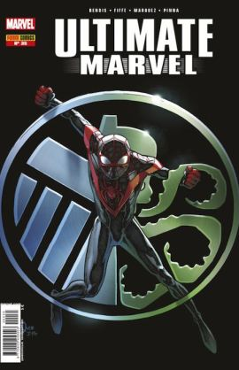 Ultimate Marvel 35 (Panini)