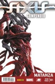 Vengadores y Patrulla-X: Axis - Compendio 1 (Panini)