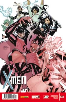 X-Men v4, 48 (Panini)