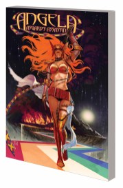 ANGELA: ASGARD'S ASSASSIN VOL. 1 — PRICELESS TPB