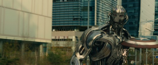 Marvel's Avengers: Age Of Ultron Ultron (voiced by James Spader) Ph: Film Frame ©Marvel 2015