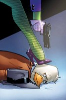 HOWARD THE DUCK #5 Portada alternativa