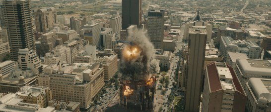 Marvel's Avengers: Age Of Ultron On location in South Africa Ph: Film Frame ©Marvel 2015