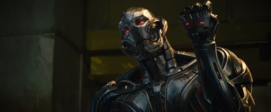 Marvel's Avengers: Age Of Ultron Ultron Prime (voiced by James Spader) Ph: Film Frame ©Marvel 2015
