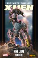 Coleccionable Ultimate 84. X-Men 17: Vive libre o muere (Panini)