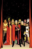 HOUSE OF M #1