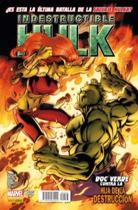 Indestructible Hulk 36 (Panini)