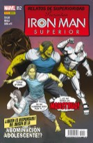 Iron Man Superior 52 (Panini)
