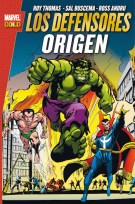 Marvel Gold. Los Defensores: Origen (Panini)