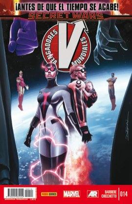 Vengadores Mundiales 14 (Panini)