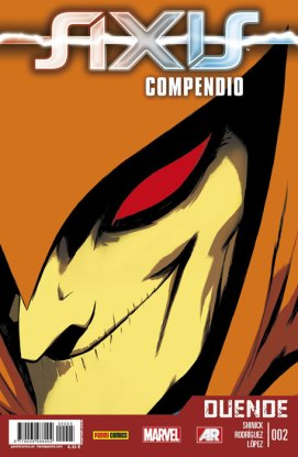Vengadores y Patrulla-X: Axis - Compendio 2 (Panini)