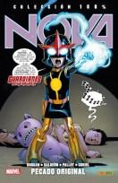 100% Marvel. Nova 4 (Panini)