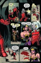 Mrs. Deadpool and the Howling Commandos 1 8