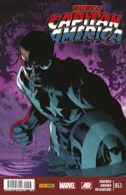 Nuevo Capitán América 53 (Panini)