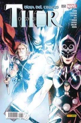 Thor: Diosa del Trueno 50 (Panini)