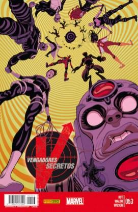 Vengadores Secretos 53 (Panini)