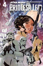 Star Wars Princesa Leia 4