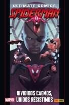 Coleccionable Ultimate 87. Spiderman 35: Divididos caemos, Unidos resistimos (Panini)