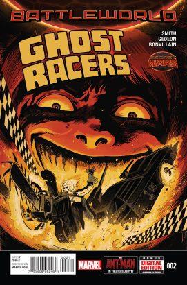 Ghost Racers 2 1