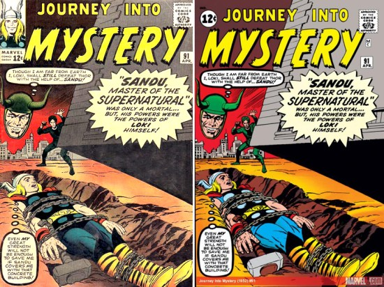 Journey Into Mystery 91