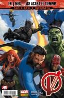 Los Vengadores v4, 54 (Panini)