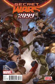 Secret Wars 2099 3 1