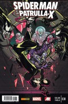 Spiderman y La Patrulla-X 38 (Panini)
