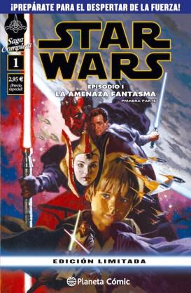 Star Wars Saga Completa 1 (Planeta)