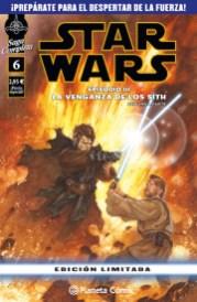 Star Wars Saga Completa 6 (Planeta)