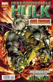 Indestructible Hulk 40 (Panini)