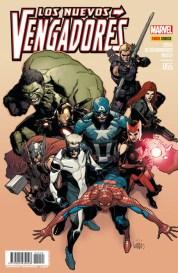 Los Nuevos Vengadores v2, 55 (Panini)
