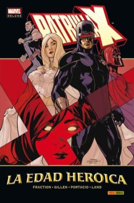 Marvel Deluxe. Patrulla-X: La Edad Heroica (Panini)