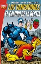 Marvel Gold. Los Vengadores: El Camino de La Bestia (Panini)