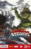 Nuevo Capitán América 55 (Panini)